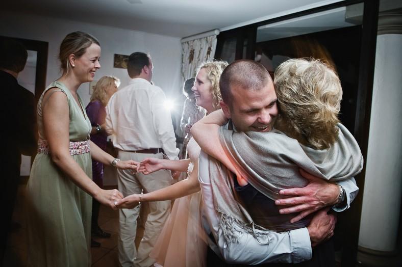 otel Izulu wedding reception