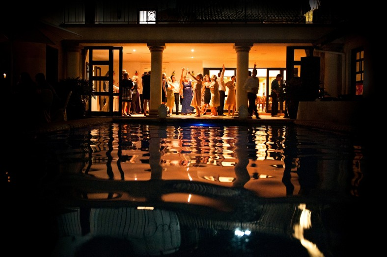 Hotel Izulu party
