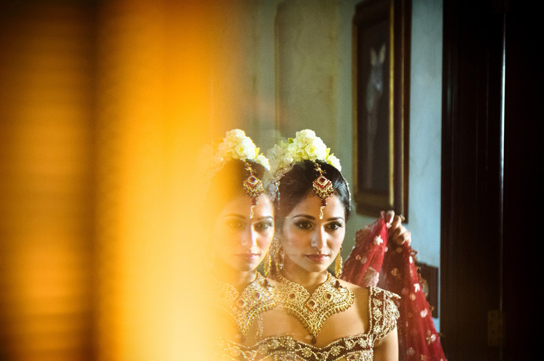Indian Bride wedding