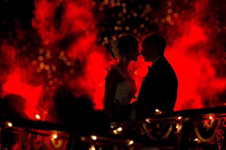 hindu wedding wow shot