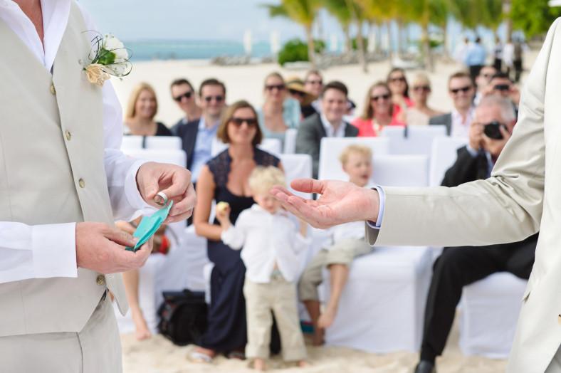 Mauritius wedding rings