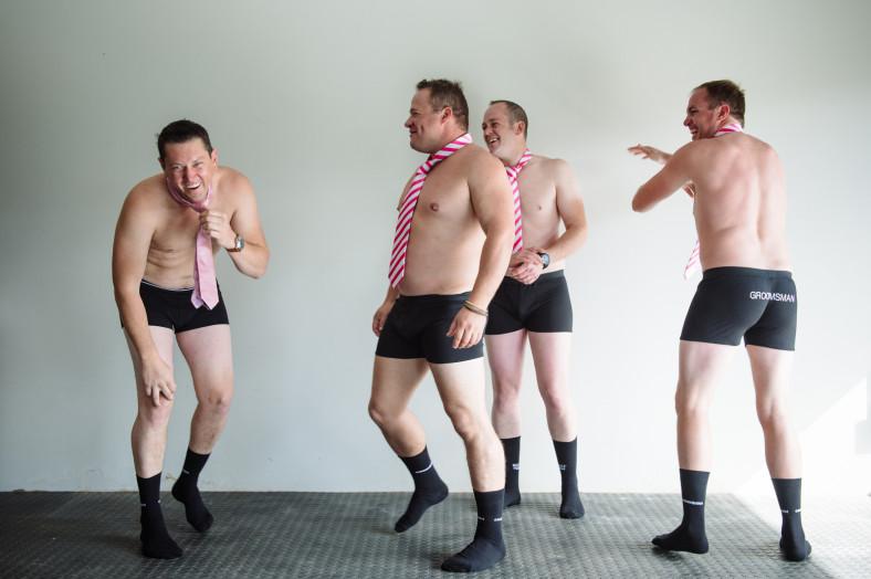 men in jocks