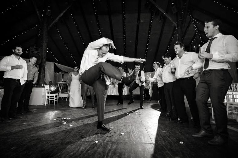 white zulu dancing