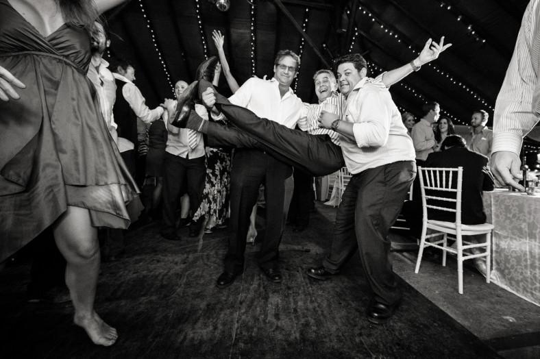men dancing drunk