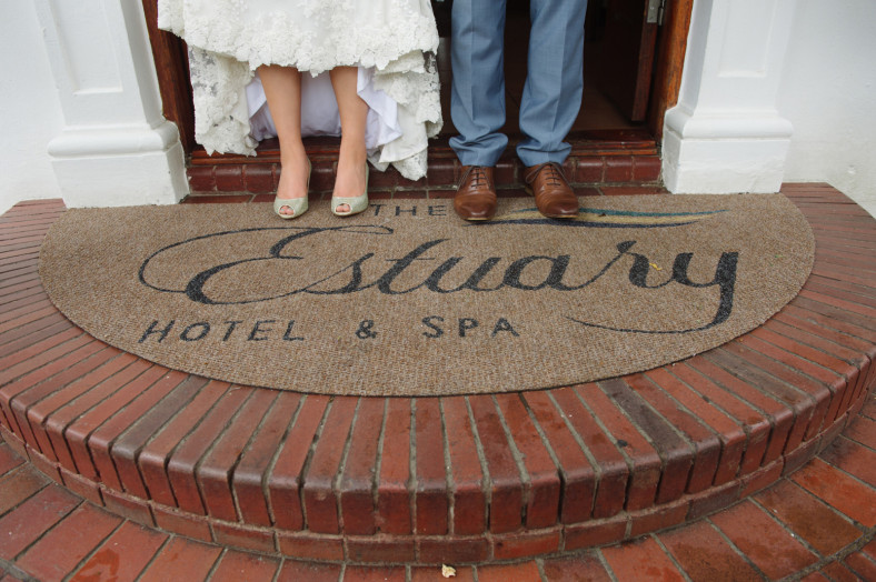 The Estuary Hotel wedding