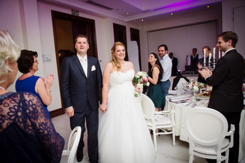 the oyster box hotel wedding photography reception