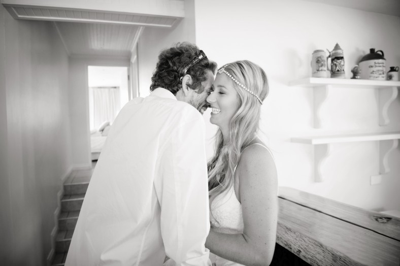 Cape St Francis Wedding Documentary Wedding Photographer Bride and Groom
