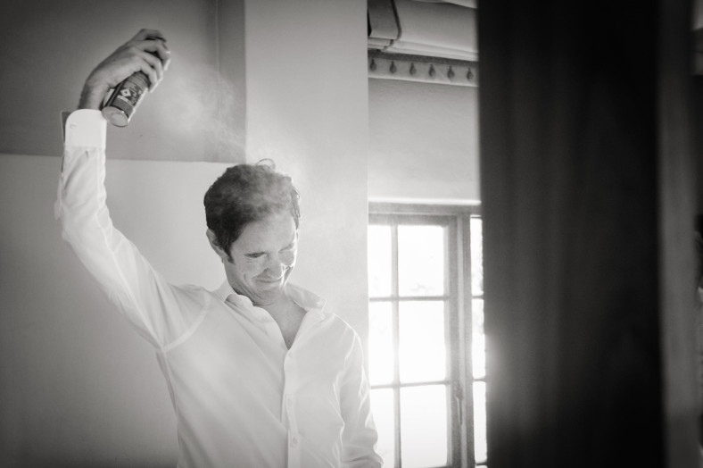 Vrede en Lust Cape Wedding Documentary Wedding Photography Groom