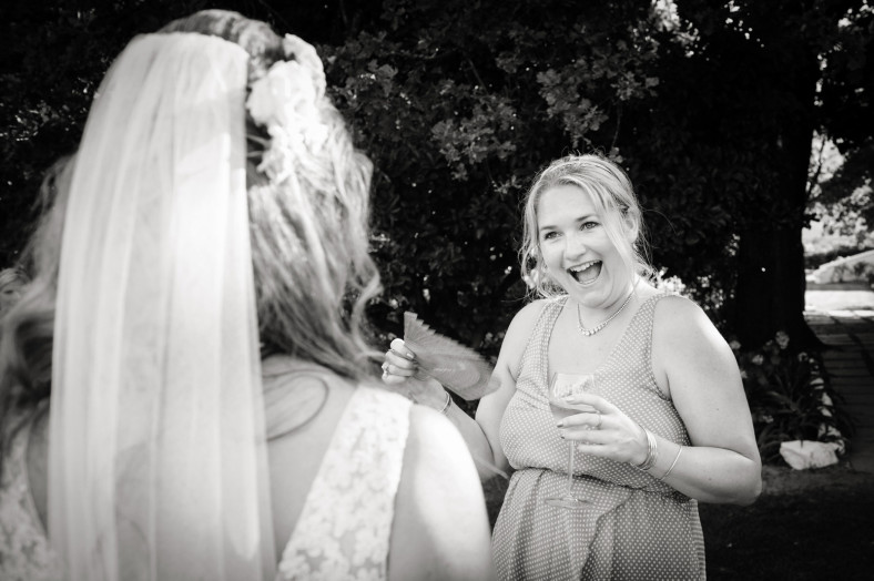 Vrede en Lust Cape Wedding Documentary Wedding Photography Ceremony