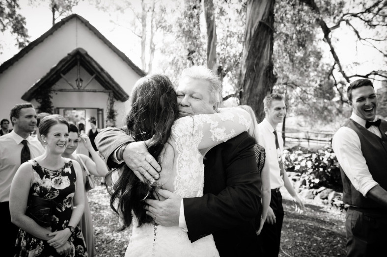 Cranford Country Lodge Documentary Wedding Photography Ceremony