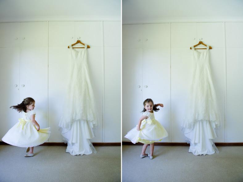 Talloula Documentary Wedding Photography Dress