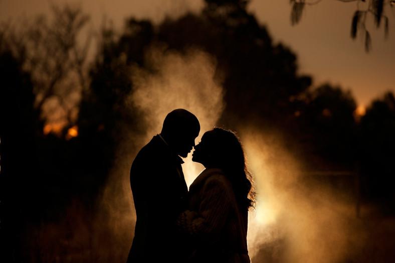wedding wow shot