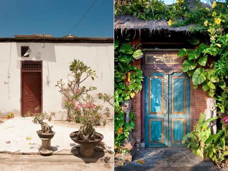 & Bali Doors