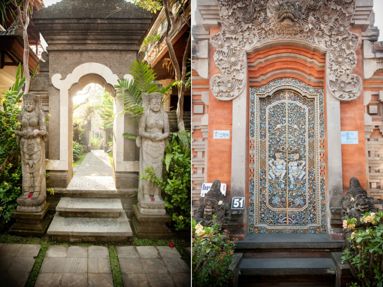 This whole blogpost is dedicated to the Balinese Door. They are so exquisitely beautiful that I just had to take pictures of them! & Bali Doors Pezcame.Com
