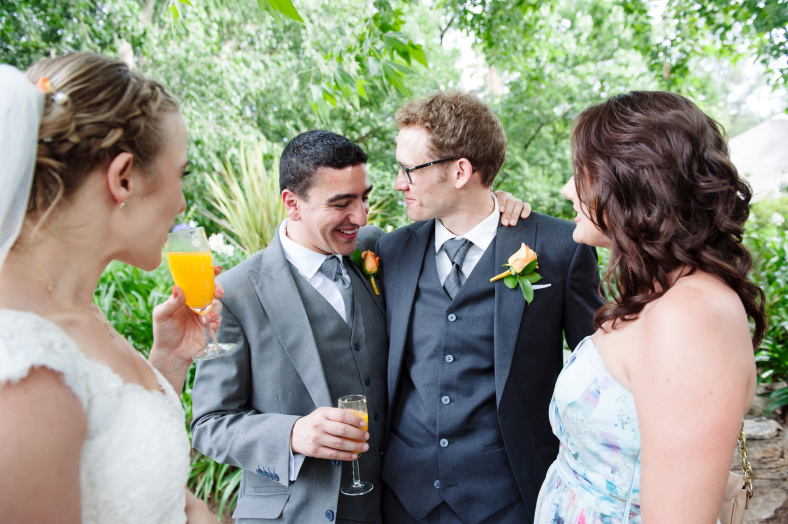 Groom and Brother-In-Law