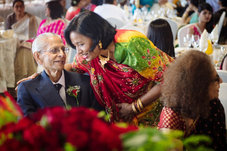 Colourful Hindu Wedding