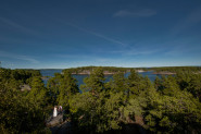 Finnhamn island wedding landscape