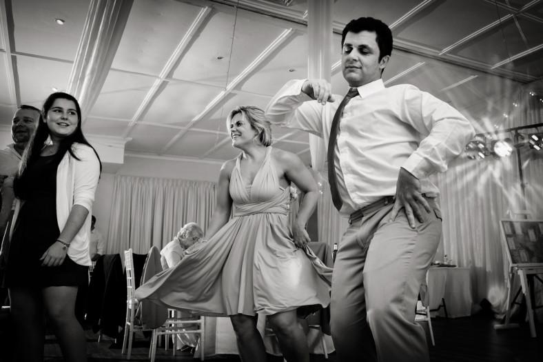 drunk people dancing