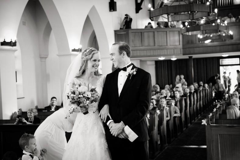 catholic wedding service