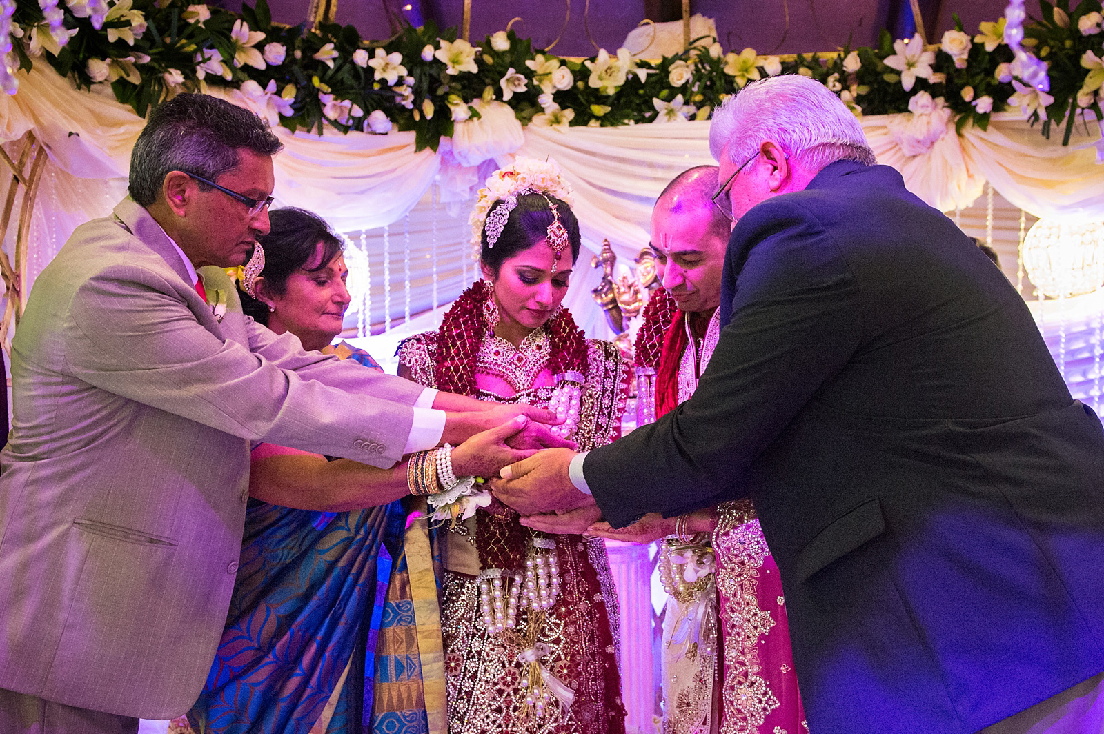 Hindu wedding ceremony Durban