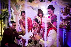 hindu marital blessing