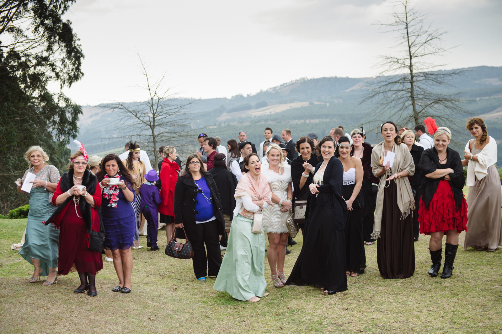 Wedding at Woodridge