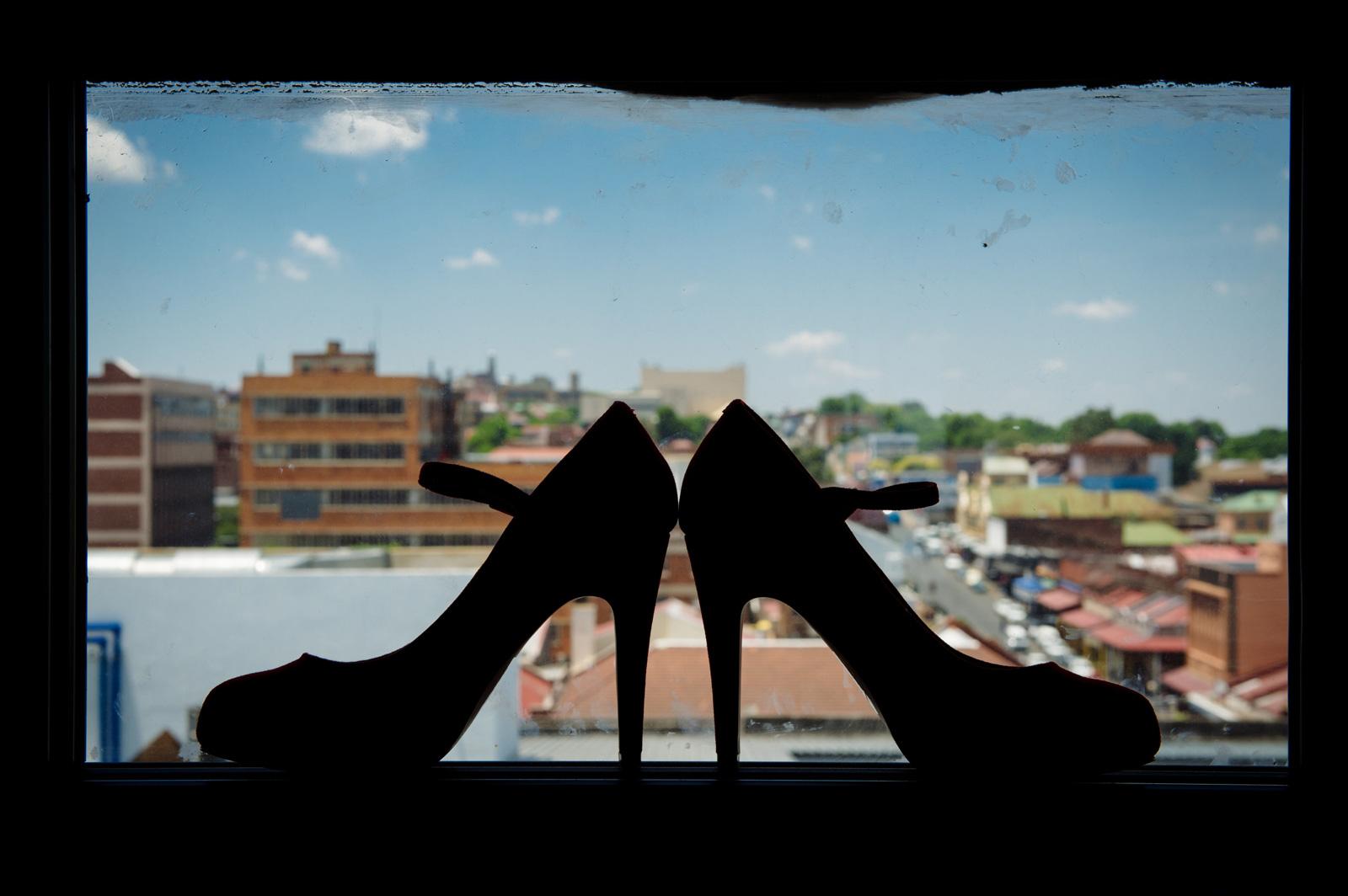 cityscapes shoes