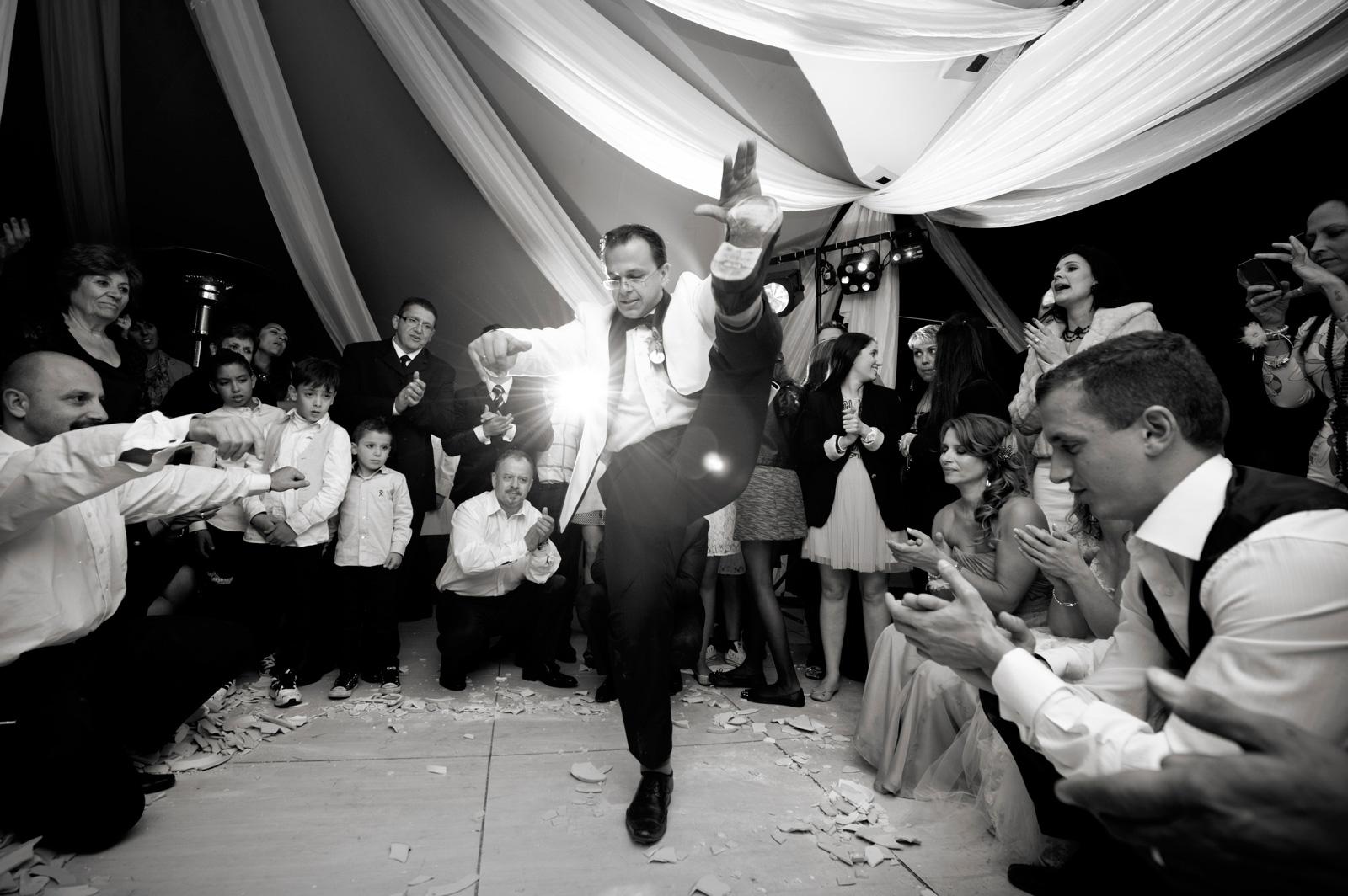 crazy groom