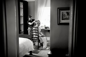 Hindu Christian Wedding Documentary Wedding Photographer Groom