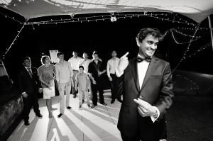 Hindu Christian Wedding Documentary Wedding Photographer Reception Garter Toss