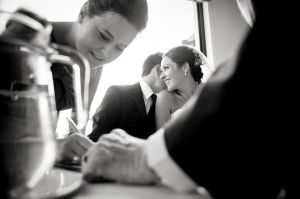 Bride and Groom moments
