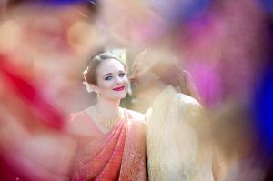 Bride and Groom Hindu Wedding