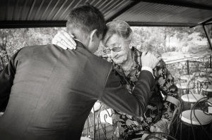 Groom and Gran