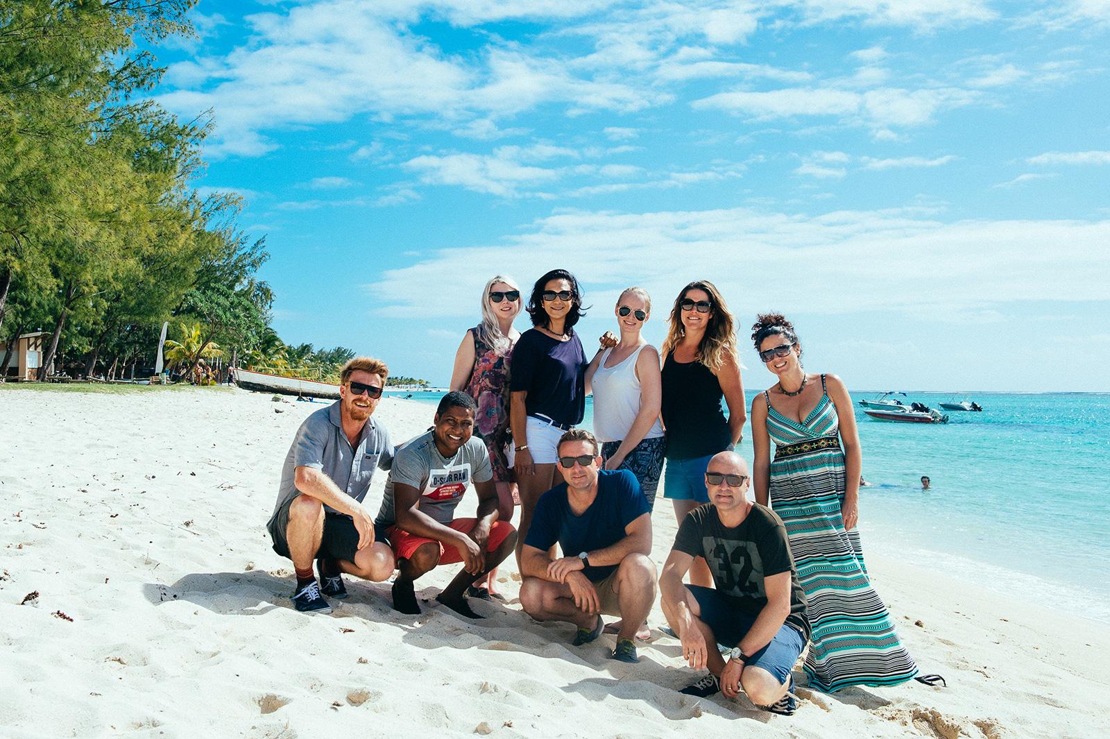 Photographers in Mauritius