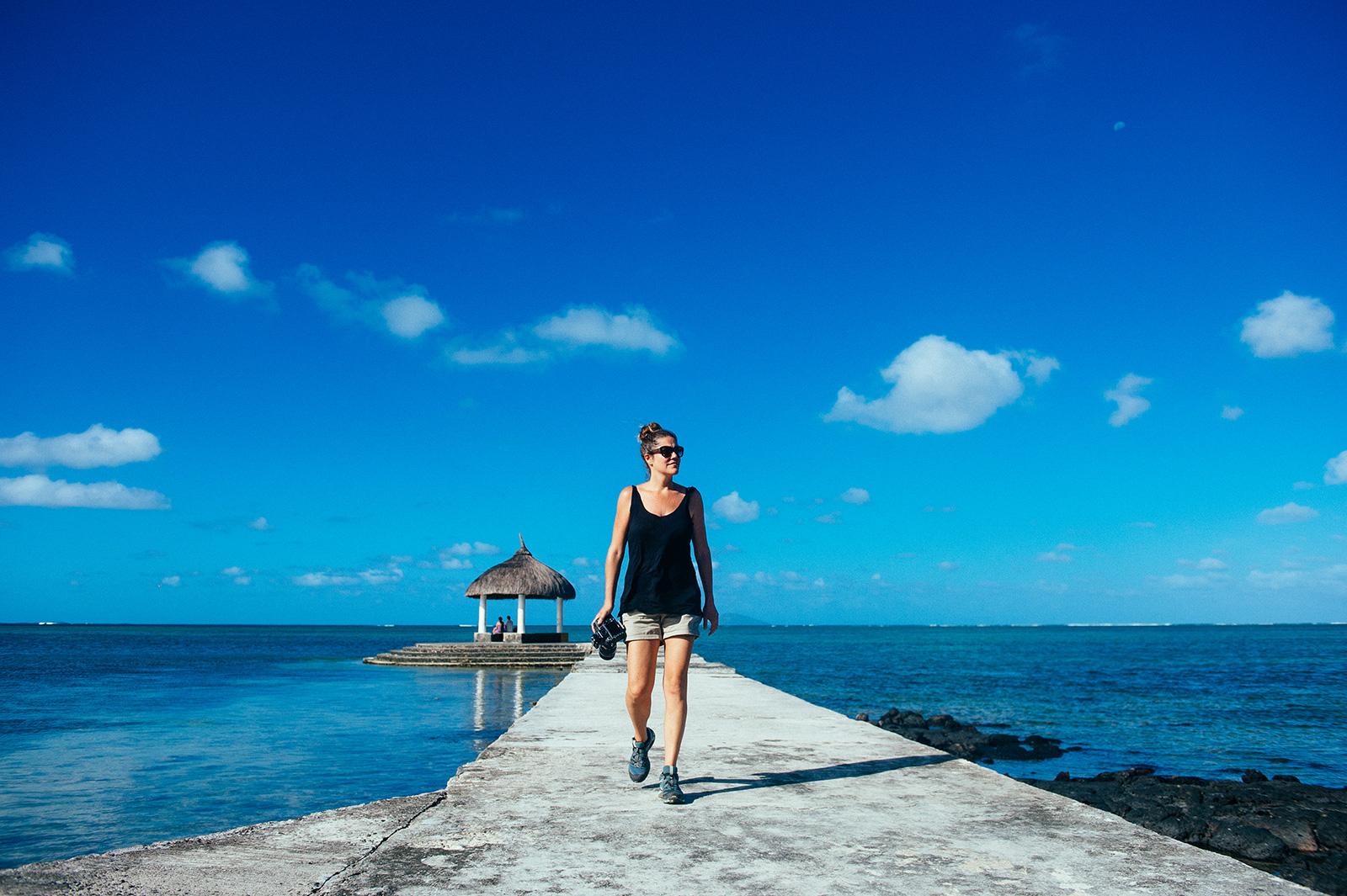 Photographer in Mauritius