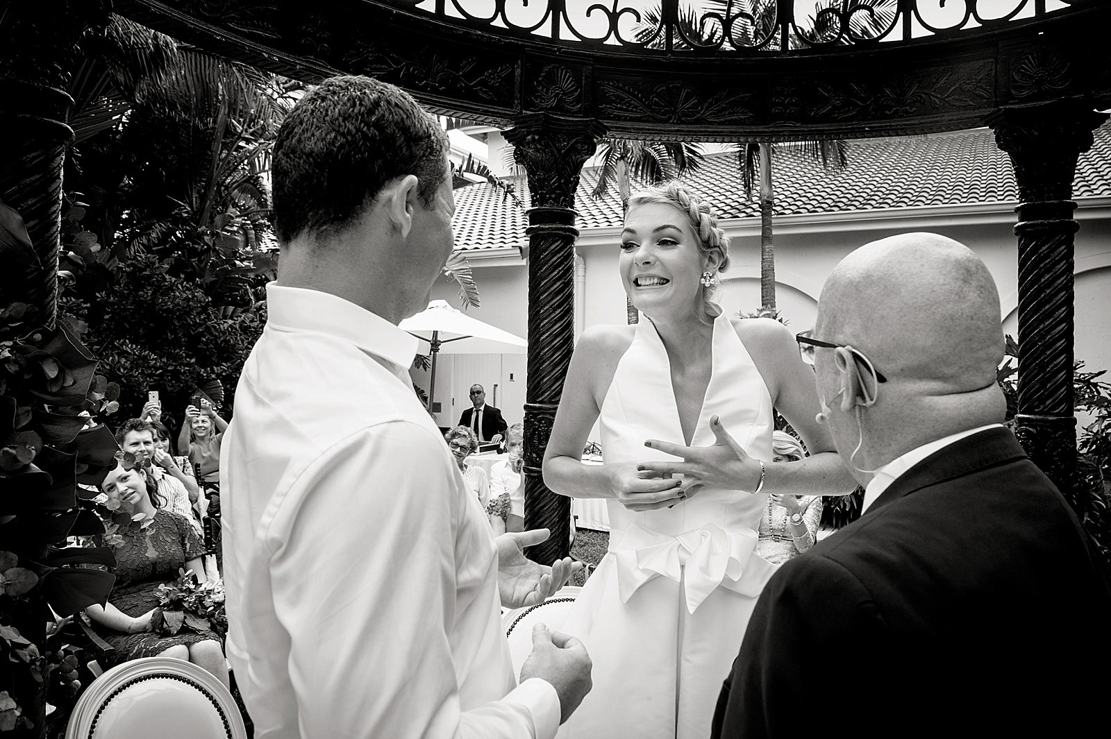 Documentary wedding photography by top South African wedding photographer Jacki Bruniquel
