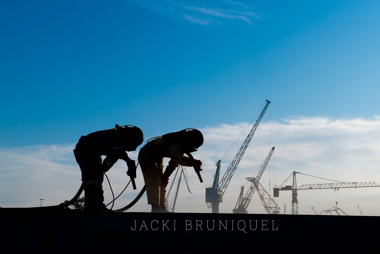 Creative branding photo library photographed for SA Shipyard, South Africa's largest ship building company. Photographed by top South African branding and commercial photographer- Jacki Bruniquel.